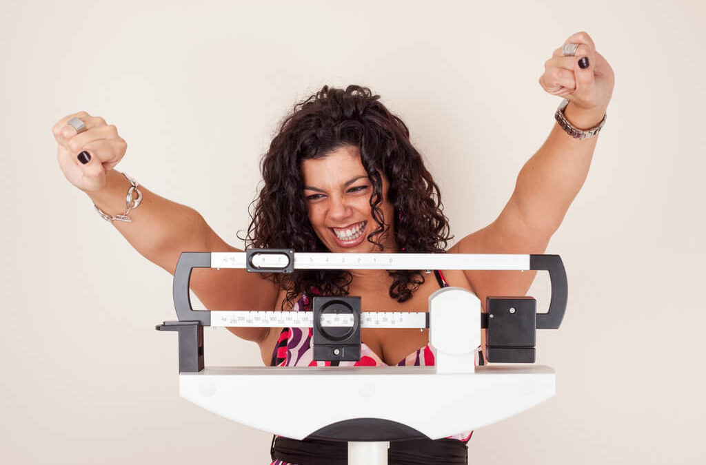 SETTING YOUR WEIGHT LOSS GOAL